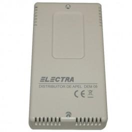Distribuitor de apel Electra DEM 08 pentru panou PES.A255